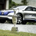 Mercedes-Benz and The Open 2018